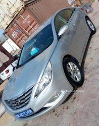 Location Hyundai Sonata 2012