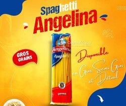 Spaghetti Angelina