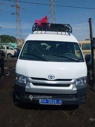 Location Toyota Hiace