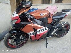 Moto Honda CBR 2016