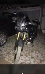 Moto Honda crf l africa twin 2017