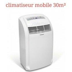 Climatiseur portable 30m²