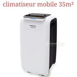 Climatiseur portable 35m²