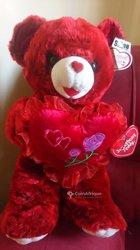 Peluche Teddy Sweet Heart