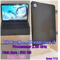 PC HP Pavilion G7 - core i5
