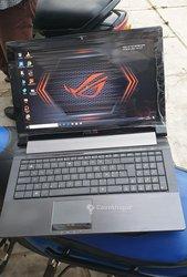 PC Asus gamer N53S - corei7