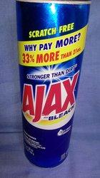Ajax poudre pour carreaux