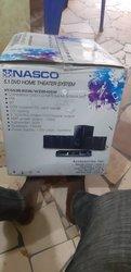 Home cinéma Nasco - 5 baffles