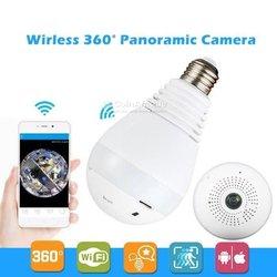 Ampoule Caméra 360°