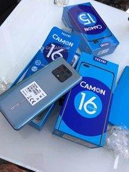 Tecno Camon 16