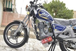 Moto Honda VTX C 2021