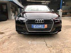 Audi S4 S-Line 2017