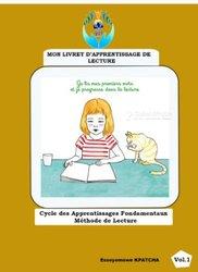 Livret d'apprentissage lecture enfant
