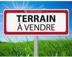 Vente Terrain 500 m² - Abomey Calavi