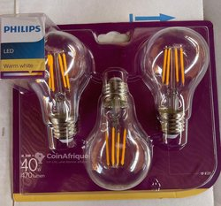Ampoules Philips