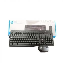 Clavier - souris sans fil HP cs700