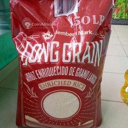 Riz long grain