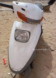 Honda Spacy 125cc avec CMC