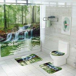 Kit décoration salle de bain 4 pièces