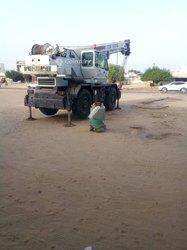 Grue PPM Bendini 30 tonnes