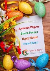 Confection Cartes Pâques