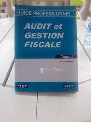 Livre - Guide professionnel d'audit et gestion fiscale