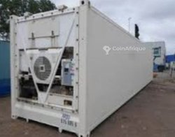 Conteneur frigorifique 40 pieds