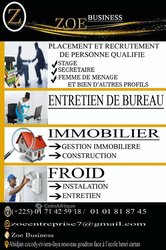 Cabinet de recrutements et placements
