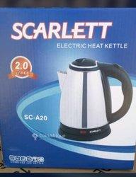 Chauffe eau Scarlett