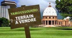 Terrains 2000 m²  - Yamoussoukro