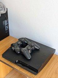 PS3 slim + 11 Jeux