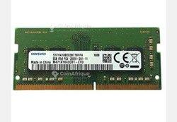Barrette Ram 8 Go DDR4