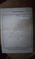 Vente Terrain 750 m² - Cotonou