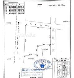 Terrains 2688 m2 - Carefou Arconville - Abomey - Calavi