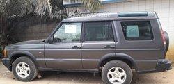 Land Rover LR2 2002