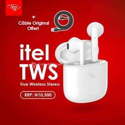 Itel ITW-60 bluetooth