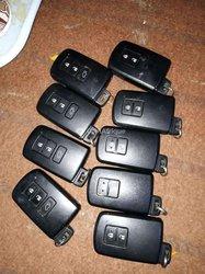 Réparation de télécommande automobile