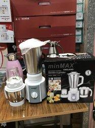 Mixeur Minmax