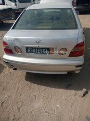 Lexus LX 2000