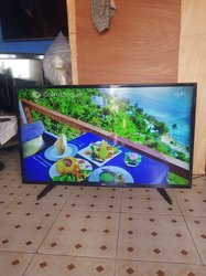 TV Android LG 43 pouces