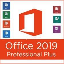 Logiciel Microsoft Office 2019 Pro Plus
