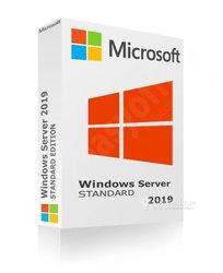 Logiciel Microsoft Serveur Standard 2019