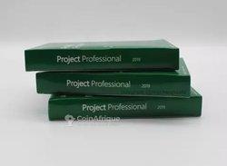 Logiciel Microsoft Project Professional 2019
