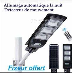 Lampe automatique détecteur de mouvement
