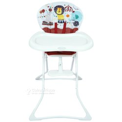 Chaise haute pour bébé Graco