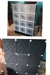 Armoire 12 cubes