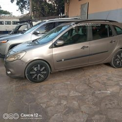 Renault Clio Break 2012