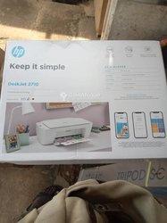 Imprimante HP jet d'encre 2710