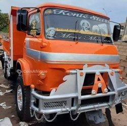 Transport matériel de construction