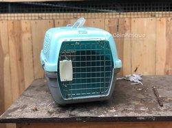 Cage transport pour chiot